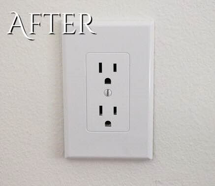 Electrical Outlet Cover Plates How To Install New Outlet Cover Plate  Hubbell Taymac Revive