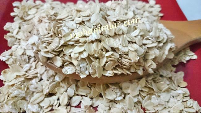 Yulaf ezmesi  - www.viphanimlar.com