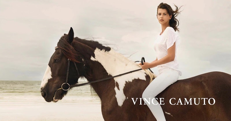Vince Camuto Spring Summer 2018 Featuring Georgia Fowler