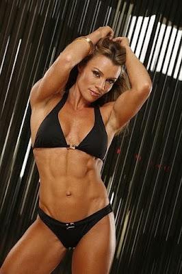 IFBB Figure Pro Kristal Richardson