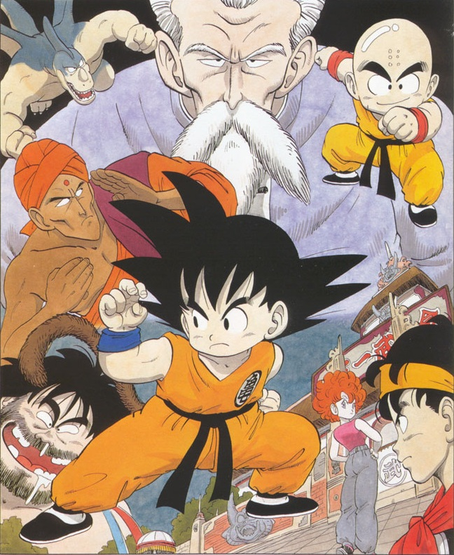 Omega Episode 2 Subtitle Indonesia: Download Dan Streaming Dragon Ball Kids/Junior Season 2