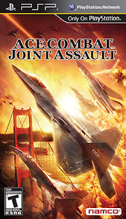 Ace Combat: Joint Assault PSP GAME