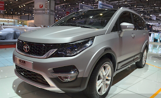 Tata Hexa To Get A GM-Sourced 6-Speed AT