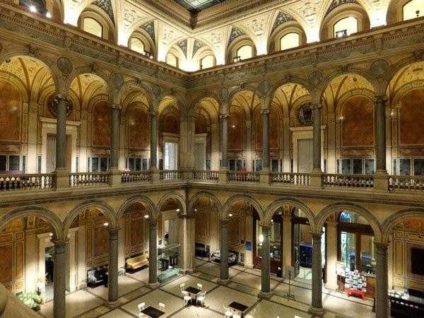Vienne Wien art nouveau Mak musée museum sécession Gustav Klimt