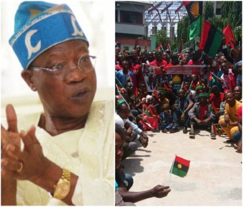 'IPOB is dead and gone' – Lai Mohammed