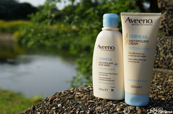 The Dermexa Range from Aveeno
