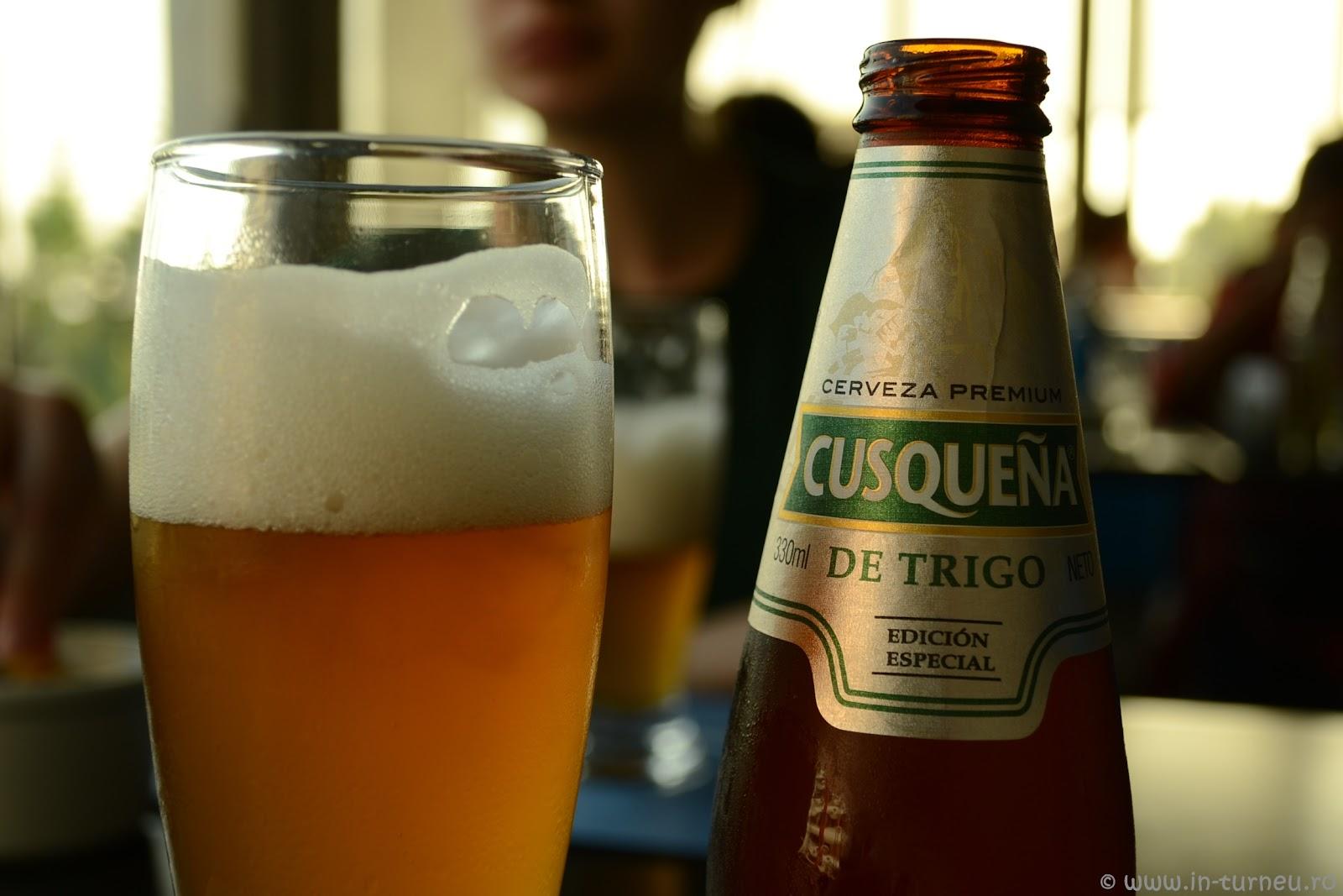Bere Cusquena - Lima, Peru