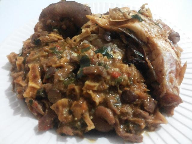 unripe pawpaw soup recipe