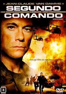 Segundo em Comando - DVDRip Dublado