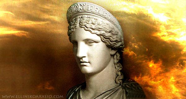Οι θεές του Ολύμπου - Ενότητα 1 - Η Δημιουργία του Κόσμου