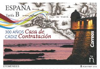 Casa de Contratación. Cádiz