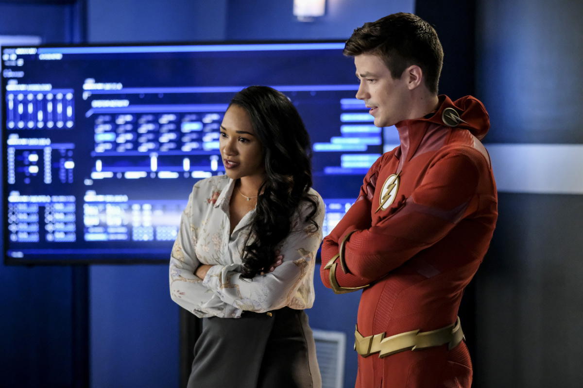All About TV News: 'The Flash' Season 5 Episode 6 Spoilers
