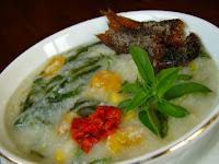 Resep Bubur Manado