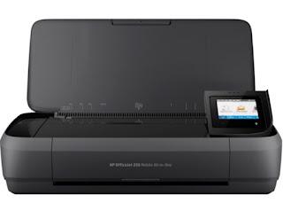 HP OfficeJet 250C Drivers Download