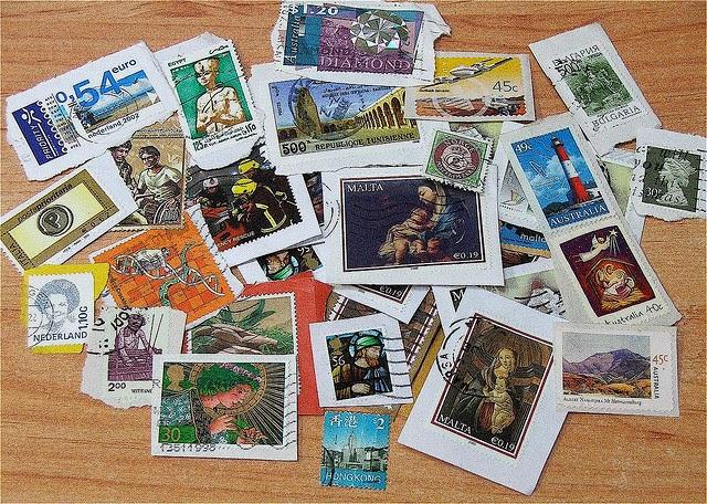 #Filatelia (Coleção de Selos)