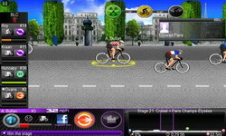 Official Tour de France 2011 Android, BlackBerry games released