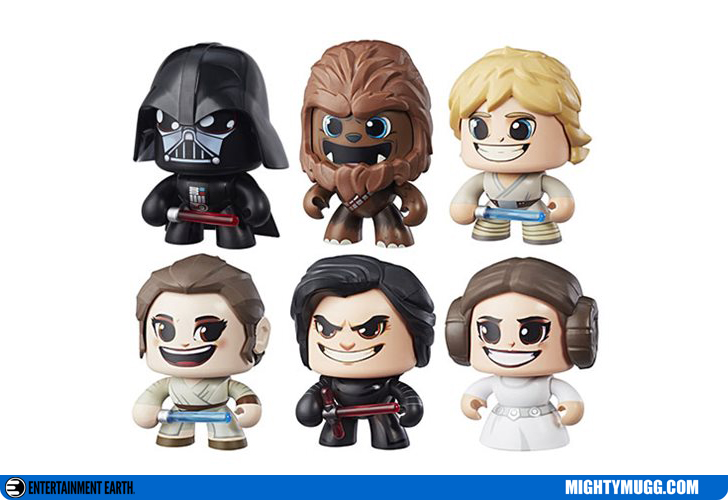 Review Star Wars Mighty Muggs Wave 1 2018