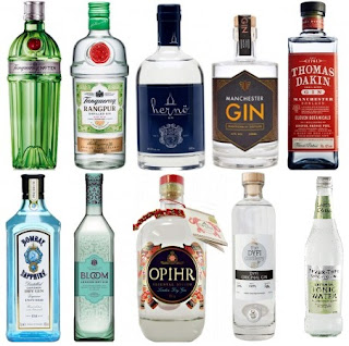 9 OF THE BEST GINS - AND ONE TONIC