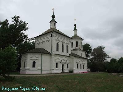 Старочеркасск фото церковь Петра и Павла