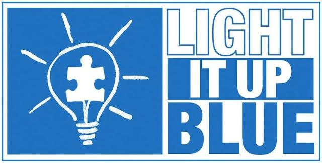 autyzm, light it up blue, wkrec sie w autyzm, zycie od kuchni
