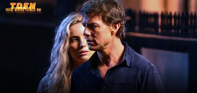 Primele imagini cu Tom Cruise şi Annabelle Wallis în Mumia