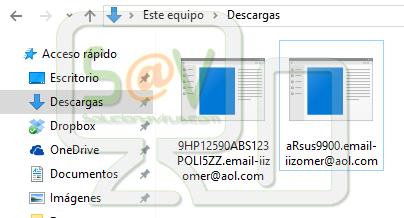 email-iizomer@aol.com (Ransomware)