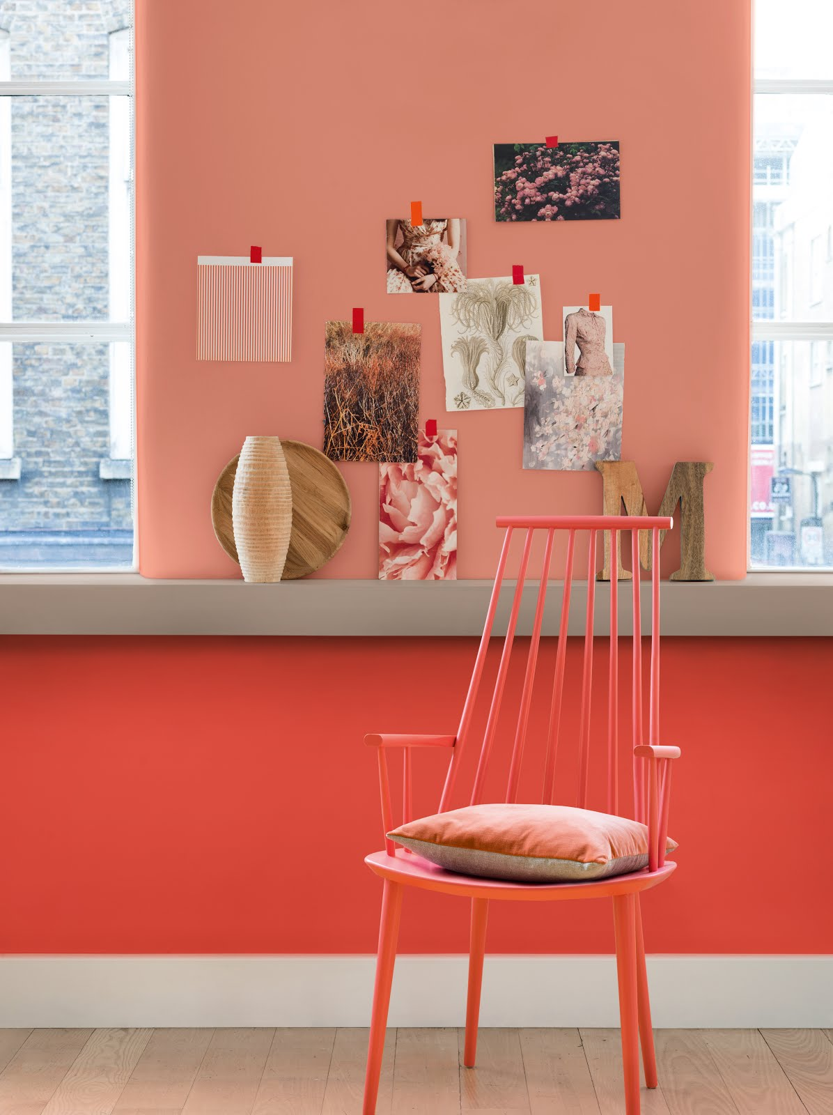Copper Blush, stockholm furniture fair, colour trend, hello peagreen, interiors blogger, dulux