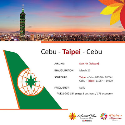 cebu taipei flights