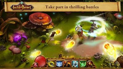 Guild of Heroes – fantasy RPG Apk