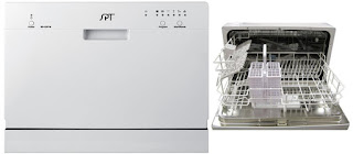 SPT Countertop Dishwasher, dishwasher, countertop dishwasher