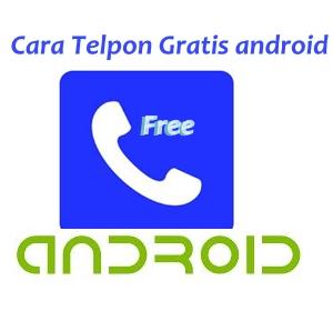 Cara Telpon Gratis Dengan Bluetooth di Smartphone Android