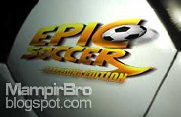Epic Soccer Game