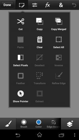 Photoshop Touch for Phone Full Version
