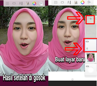 Tutorial edit foto kartun