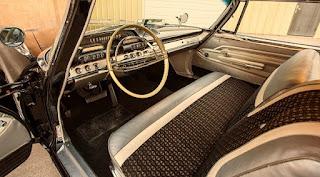 1960 DeSoto Adventurer Interior