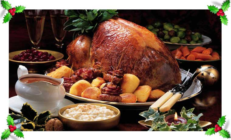 Christmas Traditions In South Africa.The Bloomin Couch Christmas Dining Traditional Or Modern