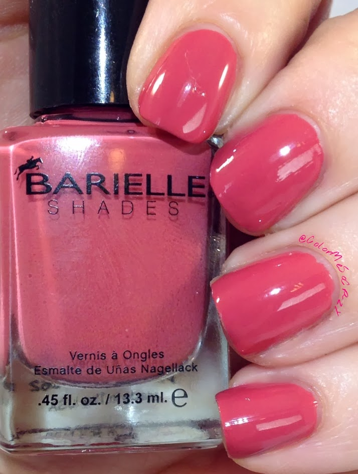 A Little Exotic from Barielle Spring Velvet Collection 2014