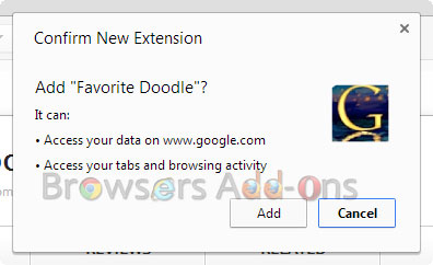 favorite-doodle-extension-confirmation