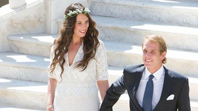 de77e2c271f9 Ένας πριγκιπικός γάμος στο Μονακό -