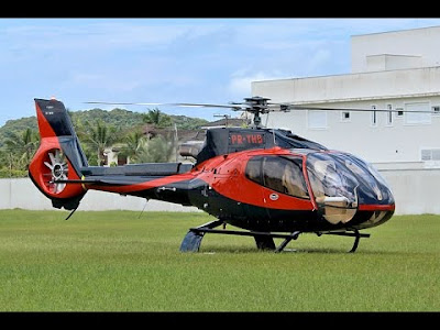 "Ciopaer do Ceará ""herda"" o Eurocopter EC 130 B4 do crime organizado"