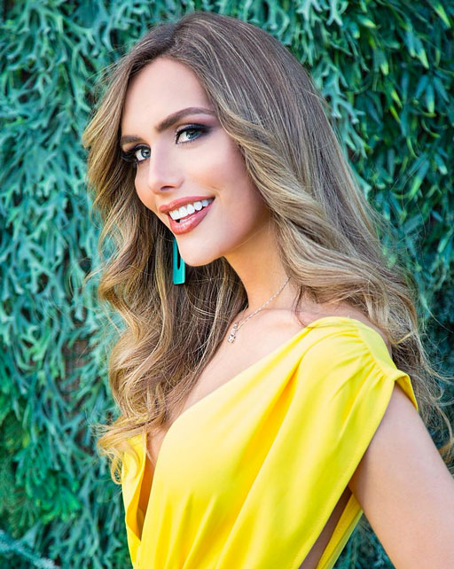 Angela Ponce has won the crown of Miss Universe Spain and will compete at the Miss Universe pageant this fall