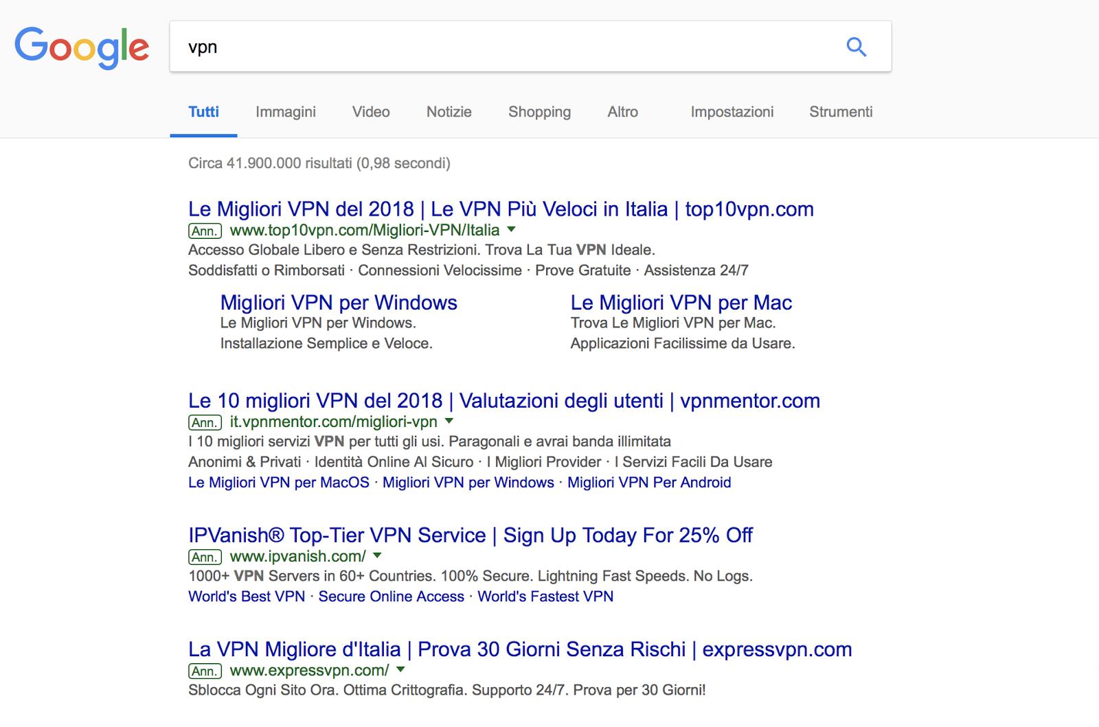 Come e perché avere la propria VPN