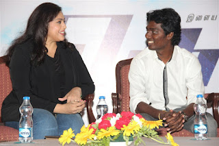 Theri Tamil Movie Press Meet Pictures  0027
