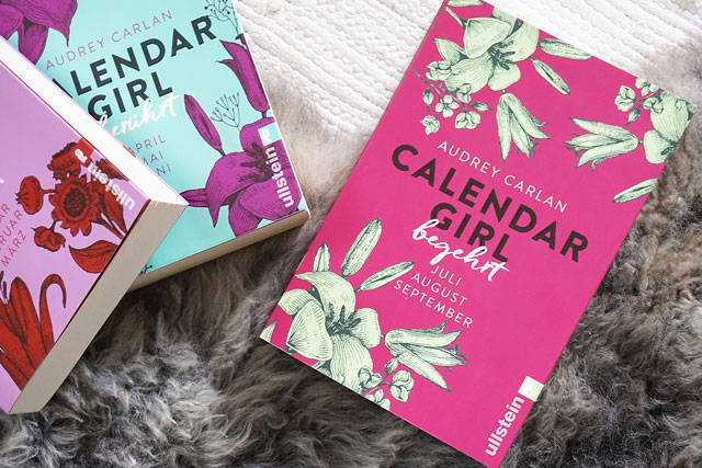 Calendar Girl Books
