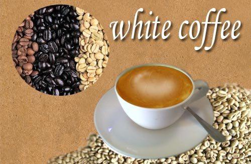 White Coffe, Kopi Putih yang Tidak Putih