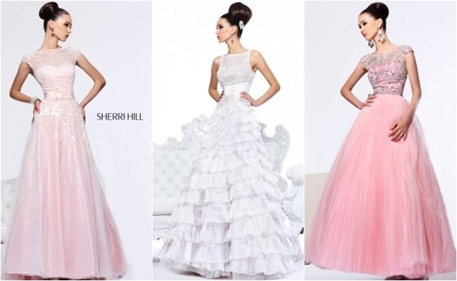 Sherri Hill best prom dresses