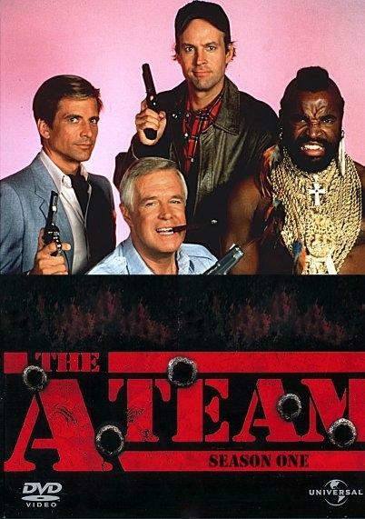 Cult TV Lounge: The A-Team, season 1 (1983)