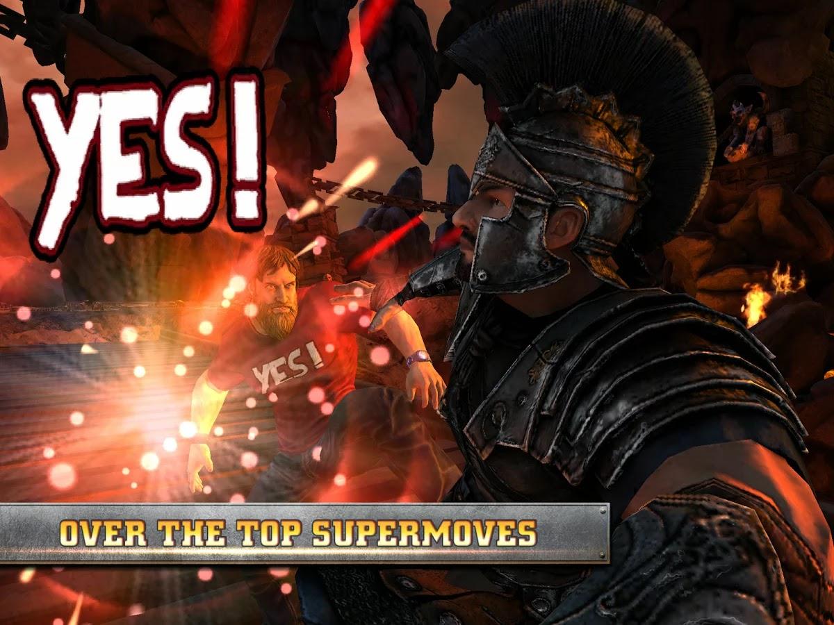 WWE Immortals v1.8.0 Mod Image 4
