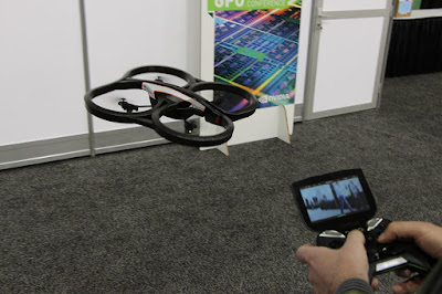 Spesifikasi Parrot AR Drone 2.0 - OmahDrones
