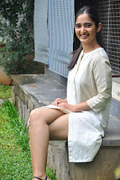 Radhika Cute Young New Actress in White Long Transparent Kurta ~  Exclusive Celebrities Galleries 052.JPG